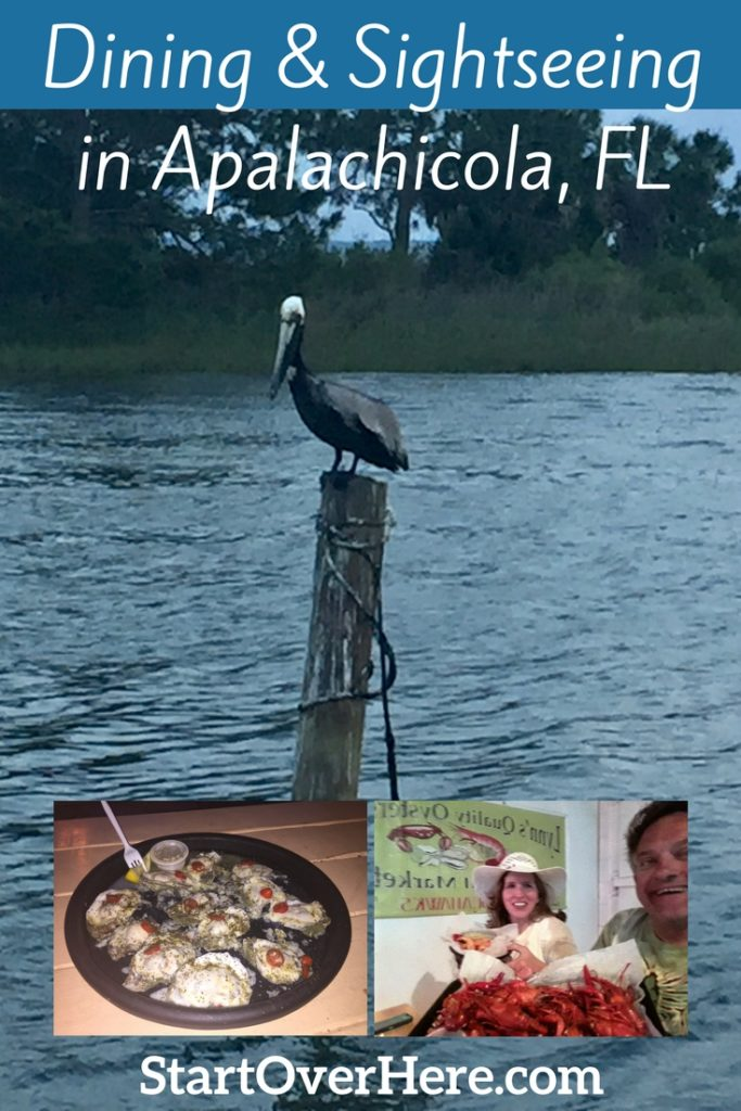 Apalachicola Dining and Sites